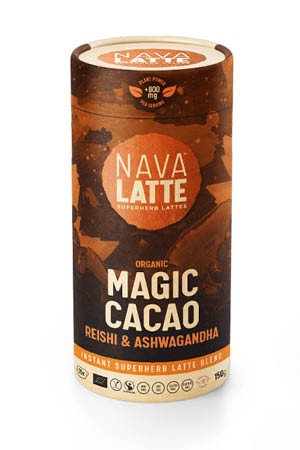 Magic Cacao Reishi & Ashwagandha